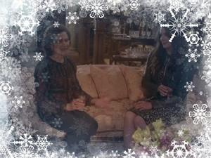 Lorelai and Emily