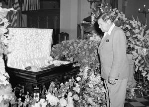 Lou Gehrig's Funeral Back In 1941