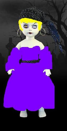 Living Dead Dolls پیپر وال entitled Lypsy