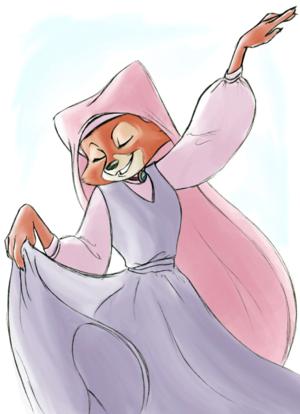 Maid Marian (Disne'ys Robin Hood)