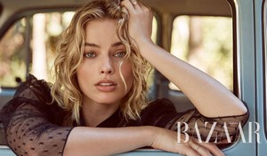 Margot Robbie for Harper's Bazaar Australia [March 2018]