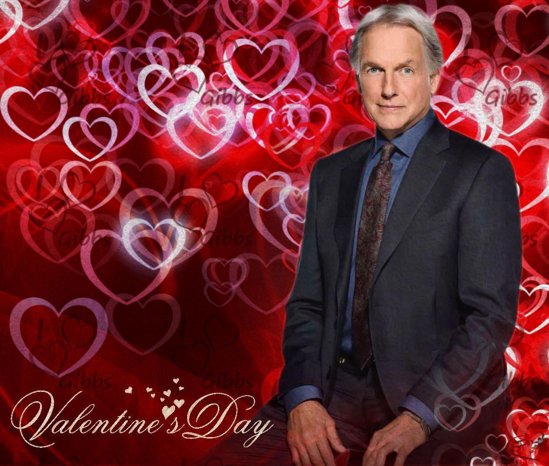 Mark Harmon Valentine's giorno 2018