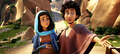 Mary and Joseph in The Star - childhood-animated-movie-heroines photo