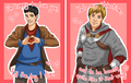 Merlin & Arthur (Merthur) - You're My Valentine