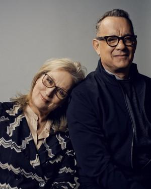 Meryl Streep and Tom Hanks