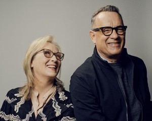 Meryl Streep and Tom Hanks