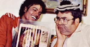 Michael Jackson And George McFarland