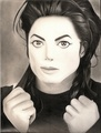 Michael Jackson  - celebrities-who-died-young fan art