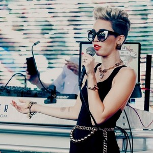 Miley Cyrus fan art made door me - KanonKyu