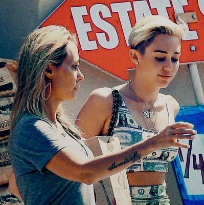miley cyrus wallpaper titled Miley Cyrus fan art made oleh me - KanonKyu