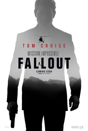 Mission Impossible: Fallout (2018) Poster