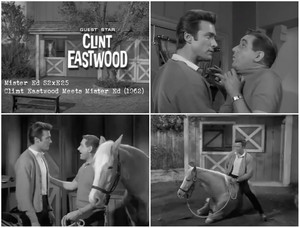 Mister Ed S2xE25 Clint Eastwood Meets Mister Ed (1962)