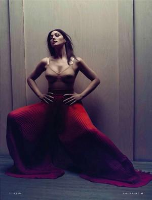 Monica Bellucci for Vanity Fair Italy [December 2014]