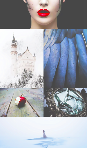 Mood Board - Snow White