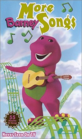 mais Barney Songs (1999)