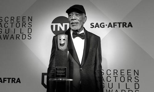 morgan Freeman karatasi la kupamba ukuta entitled morgan Freeman (2018)
