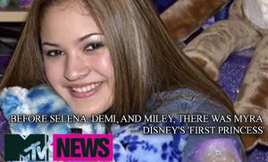 Myra on MTV News