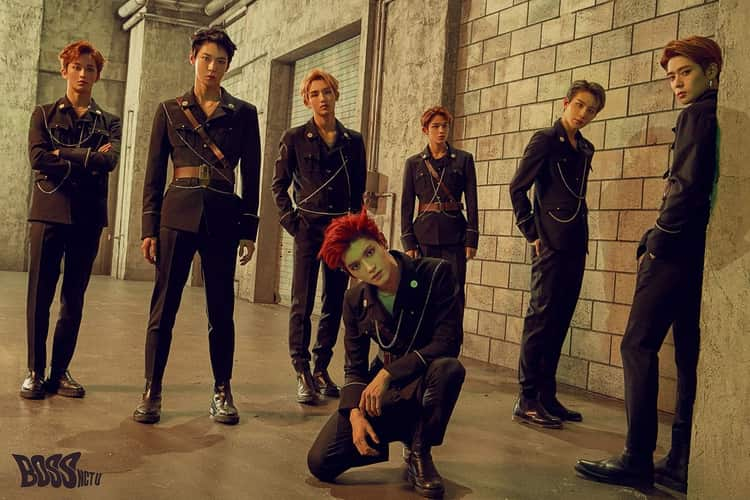 Nct U Images Nct U Hd Wallpaper And Background Photos 41063993