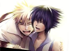 Naruto and Sasuke ❤️