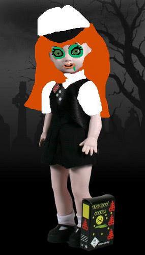 Living Dead Dolls پیپر وال called Nashita
