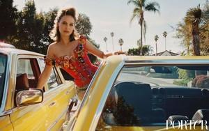 Natalie Portman for Porter Magazine [Spring 2018]