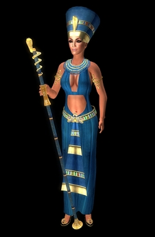 Neferneferuaten Nefertiti (c. 1370 – c. 1330 BC)