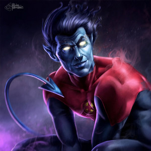 Nightcrawler by zkne
