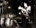 Paul ~Chattanooga, Tennessee...September 10, 1975  - kiss photo