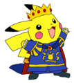 Prince Pikachu - pikachu fan art