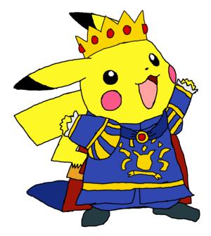 Prince পিকাচু