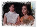 Prue and Phoebe  - charmed photo