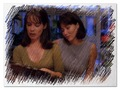 Prue and Piper  - charmed photo