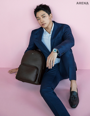 Rain  Arena Homme Plus Magazine February Issue  18