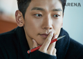 Rain  Arena Homme Plus Magazine February Issue  18 - jung-ji-hoon-rain-bi photo