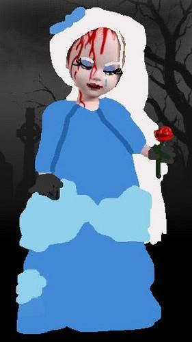 Living Dead Puppen Hintergrund titled Ratoncita