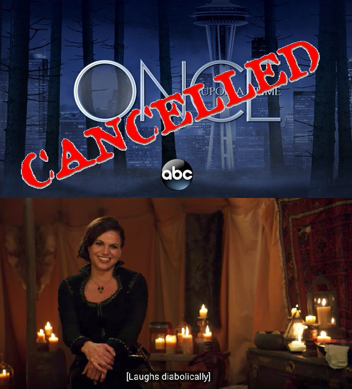 Reacting to OUaT's cancellation