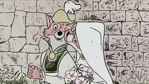 Robin capucha, campana