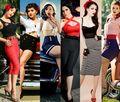 Rockabilly Girls Rockabilly Style - pin-up-girls photo