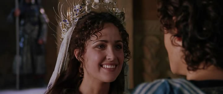 Rose Byrne Images Rose As Briseis In Troy Wallpaper And Background