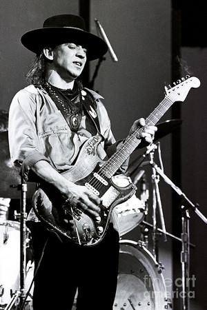 Stevie strahl, ray Vaughan