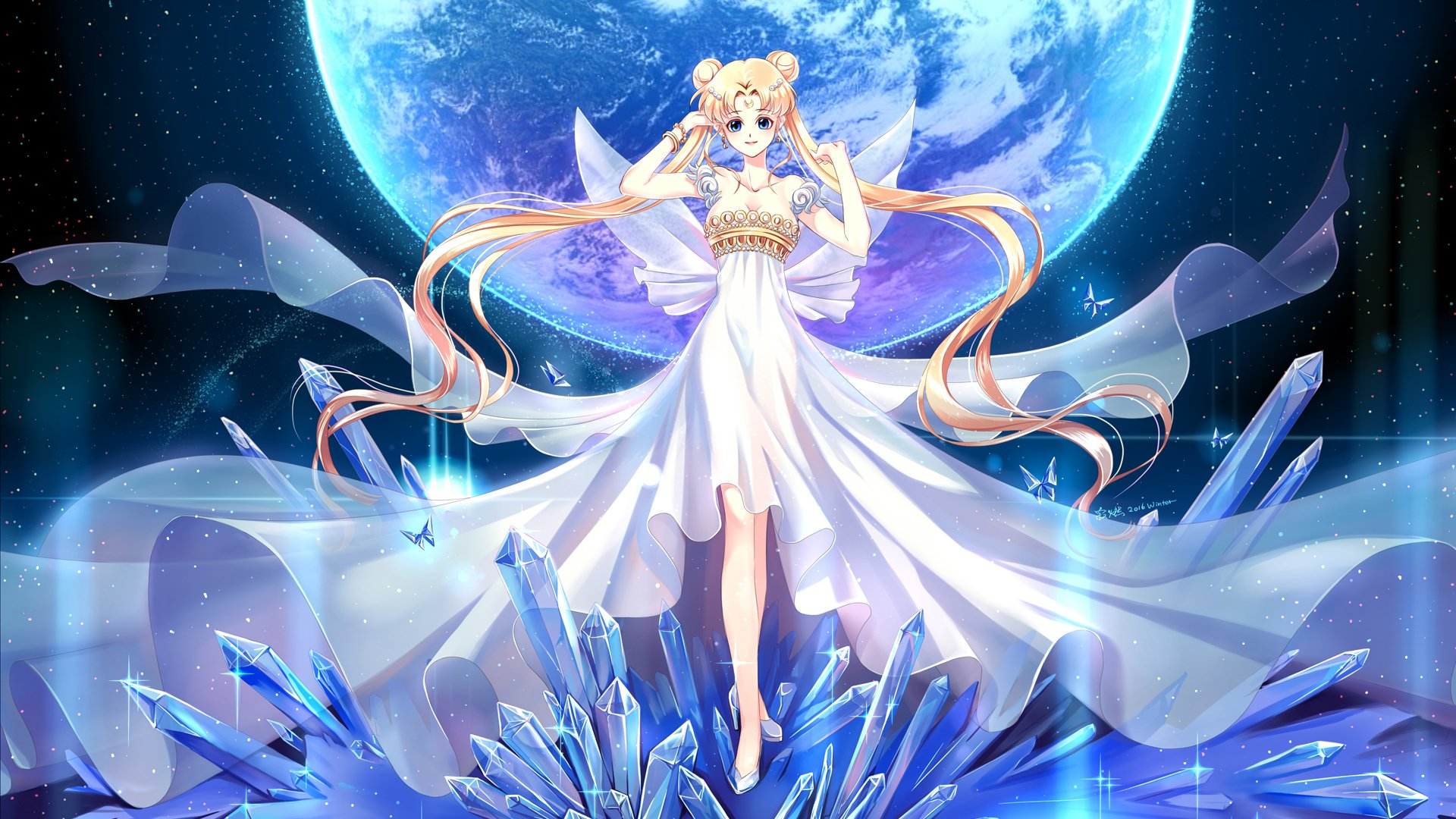 Sailor Moon Crystal images Sailor Moon HD wallpaper and background photos