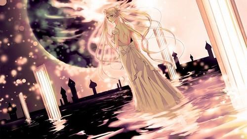 Sailor Moon Crystal wallpaper entitled Sailor Moon