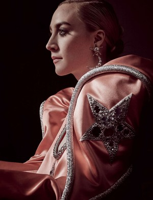 Saoirse Ronan for AnOther Magazine [February 2018]