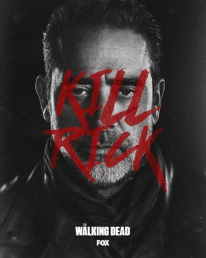 Season 8B Poster - Kill Rick