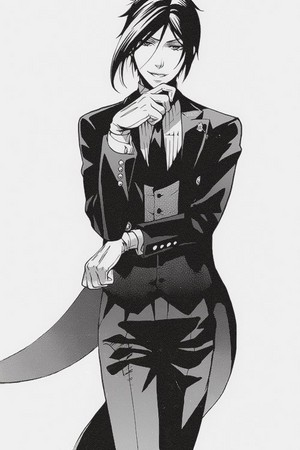 Sebastian Michaelis photo