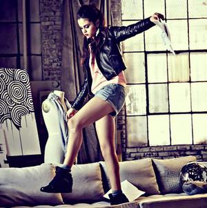 Selena Gomez Fan art made Von me - KanonKyu