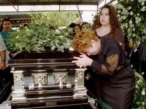 Selena Quintanilla-Perez's Funeral