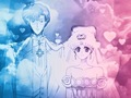 Serenity and Endymion  - sailor-moon fan art