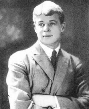 Sergey Yesenin (1895-1925)