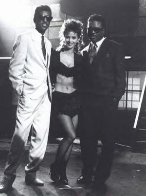 Sheena Easton With Babyface And L.A. Reid